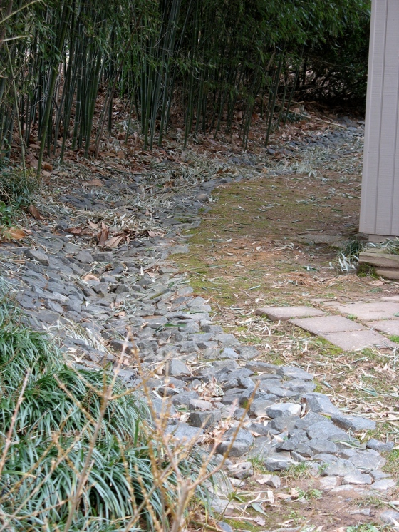 permeable drainage