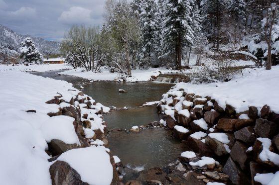 Rock-armored creek 2