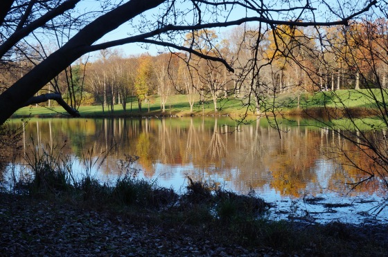 Links Pond on Reston National Golf Course